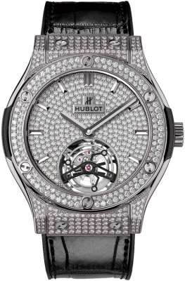 Hublot Classic Fusion Tourbillon 45mm 505.nx.9010.lr.1704