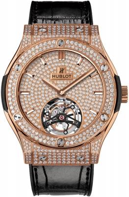 Hublot Classic Fusion Tourbillon 45mm 505.ox.9010.lr.1704