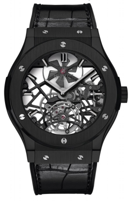 Hublot Classic Fusion Skeleton Tourbillon 45mm 505.cm.0140.lr