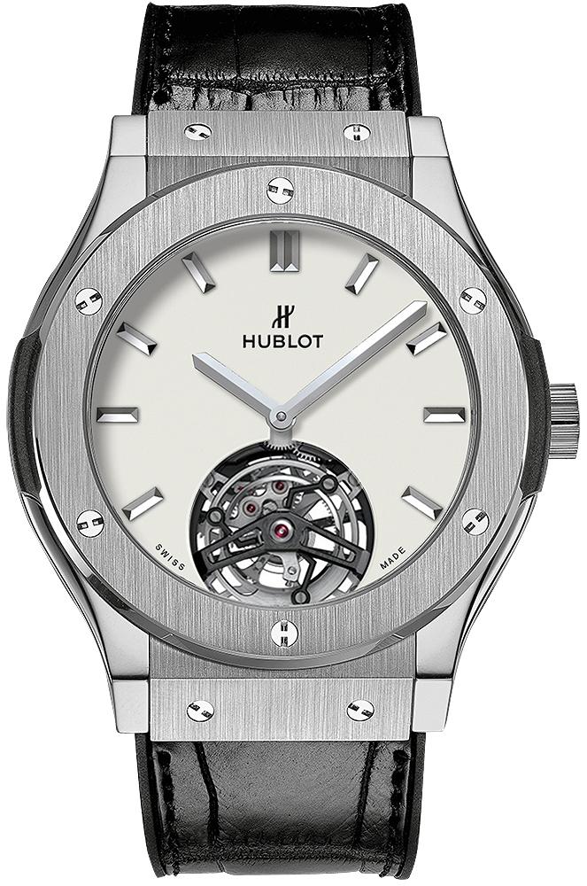réplica 505.nx.2610.lr Hublot Classic Fusion Tourbillon 45mm reloj