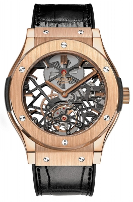 Hublot Classic Fusion Skeleton Tourbillon 45mm 505.ox.0180.lr