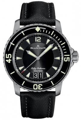 Blancpain Fifty Fathoms Grande Date 45mm 5050-12b30-b52a