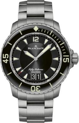 Blancpain Fifty Fathoms Grande Date 45mm 5050-12b30-98