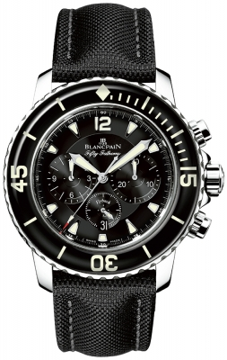 Blancpain Fifty Fathoms Flyback Chronograph 5085f-1130-52b