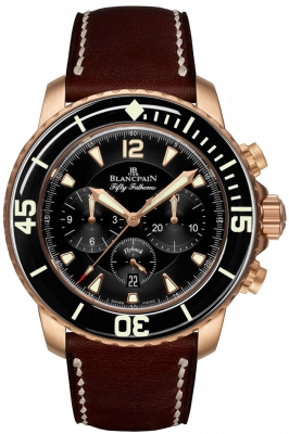Blancpain Fifty Fathoms Flyback Chronograph 5085FA-3630-63b