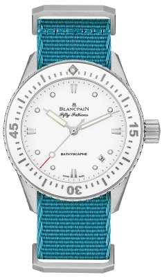 Blancpain Fifty Fathoms Bathyscaphe Automatic 38mm 5100-1127-nata