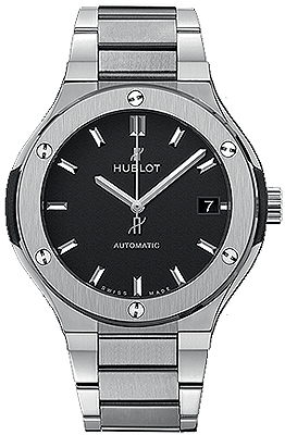 Hublot Classic Fusion Automatic Titanium 45mm 510.nx.1170.nx
