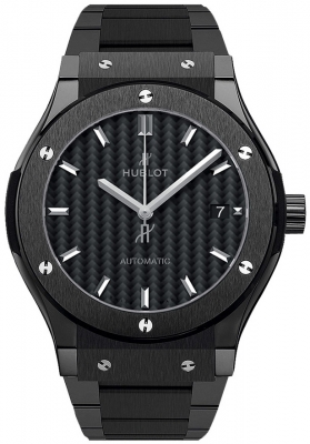 Hublot Classic Fusion Automatic Black Magic Ceramic 45mm 511.cm.1771.cm
