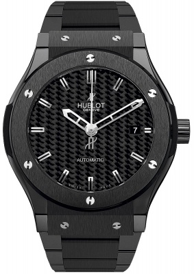 Hublot Classic Fusion Automatic Black Magic Ceramic 45mm 511.cm.1770.cm