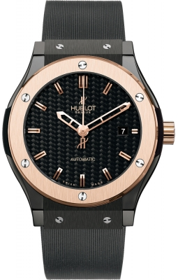 Hublot Classic Fusion Automatic Black Magic Ceramic 45mm 511.co.1780.rx