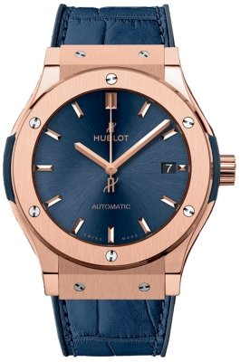 Hublot Classic Fusion Automatic Gold 45mm 511.ox.7180.lr