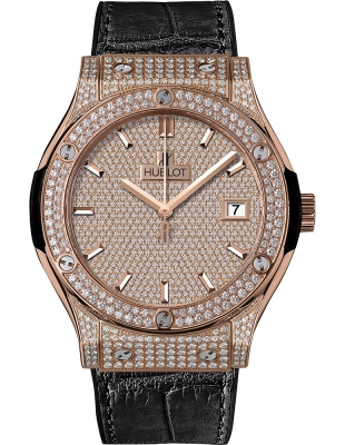 Hublot Classic Fusion Automatic Gold 45mm 511.ox.9010.lr.1704