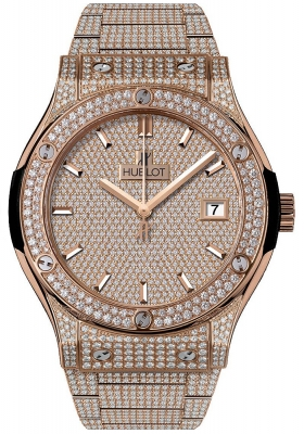 Hublot Classic Fusion Automatic Gold 45mm 511.ox.9010.ox.3704