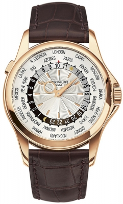 Patek Philippe Complications World Time 5130r-018