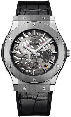 Hublot Classic Fusion Classico Ultra Thin Skeleton 45mm 515.nx.0170.lr