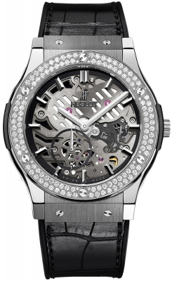 Hublot Classic Fusion Classico Ultra Thin Skeleton 45mm 515.nx.0170.lr.1104