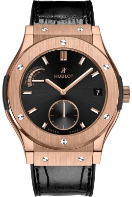 Hublot Classic Fusion Power Reserve 8 Days 45mm 516.ox.1480.lr