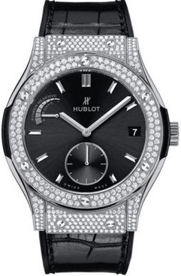 Hublot Classic Fusion Power Reserve 8 Days 45mm 516.nx.1470.lr.1704