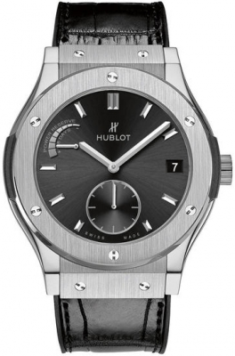 Hublot Classic Fusion Power Reserve 8 Days 45mm 516.nx.1470.lr