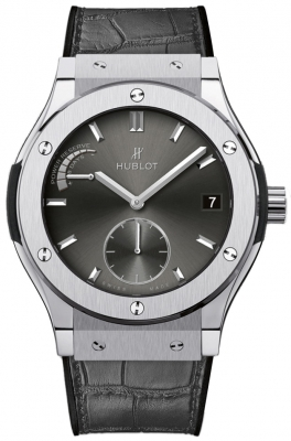 Hublot Classic Fusion Power Reserve 8 Days 45mm 516.nx.7070.lr