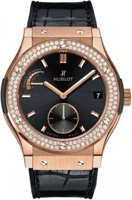 Hublot Classic Fusion Power Reserve 8 Days 45mm 516.ox.1480.lr.1104