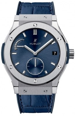 Hublot Classic Fusion Power Reserve 8 Days 45mm 516.nx.7170.lr