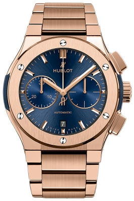 Hublot Classic Fusion Chronograph 45mm 520.ox.7180.ox