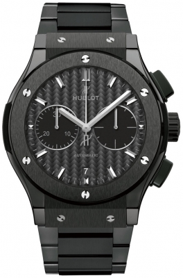 Hublot Classic Fusion Chronograph Black Magic 45mm 521.cm.1771.cm