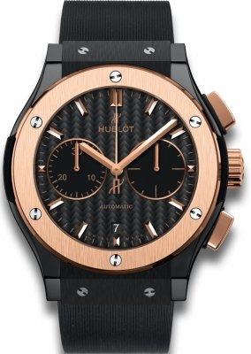 Hublot Classic Fusion Chronograph 45mm 521.co.1781.rx