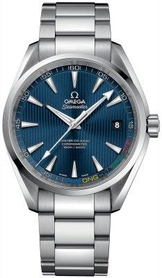 Omega Aqua Terra 150m Master Co-Axial 41.5mm 522.10.42.21.03.001