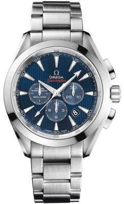 Omega Aqua Terra Chronograph 522.10.44.50.03.001 OLYMPIC LONDON 2012