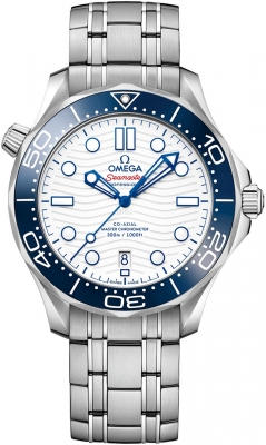Omega Seamaster Diver 300m Co-Axial Master Chronometer 42mm 522.30.42.20.04.001