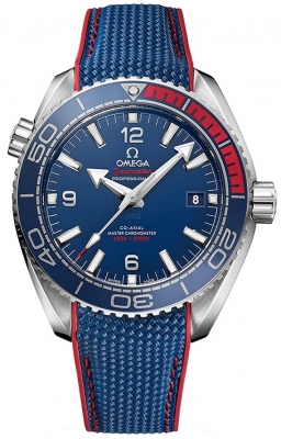 Omega Planet Ocean 600m Co-Axial Master Chronometer 43.5mm 522.32.44.21.03.001