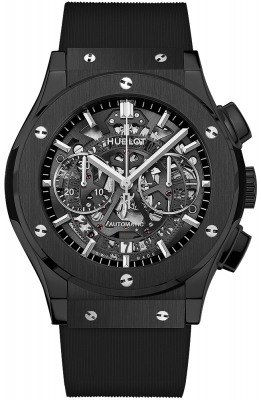 Hublot Classic Fusion Aerofusion Chronograph Black Magic 45mm 525.cm.0170.rx