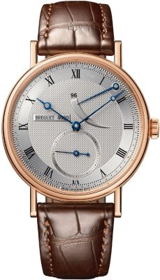 Breguet Classique Power Reserve Manual Wind 38mm 5277br/12/9v6