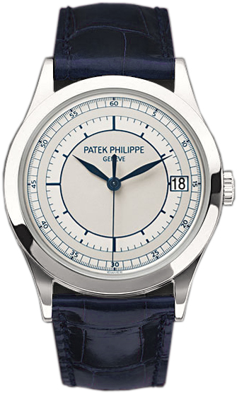 d286ce369c7 Availability. Patek Philippe Calatrava Mens Watch
