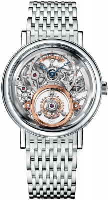 Breguet Tourbillon Messidor 5335pt/42/pw0