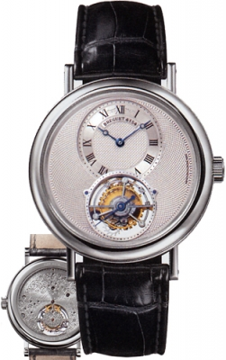 Breguet Tourbillon Manual Wind 5357pt/12/9v6