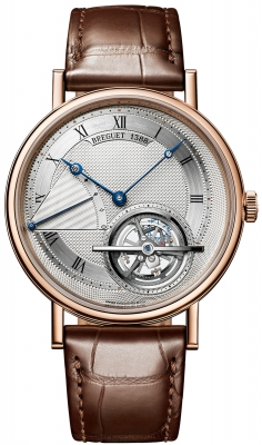 Breguet Tourbillon Extra Plat Automatic 42mm 5377br/12/9wu
