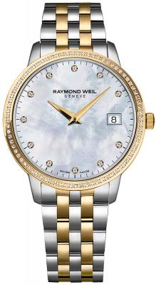 Raymond Weil Toccata 34mm 5388-sps-97081