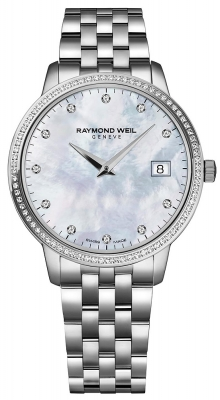 Raymond Weil Toccata 34mm 5388-sts-97081