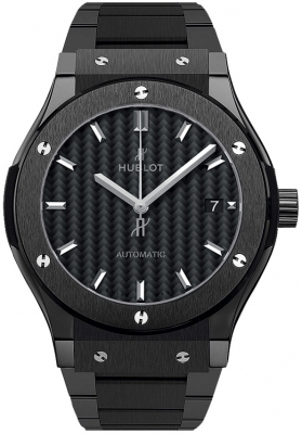 Hublot Classic Fusion Automatic Black Magic Ceramic 42mm 542.cm.1771.cm