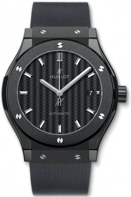 Hublot Classic Fusion Automatic Black Magic Ceramic 42mm 542.cm.1771.rx