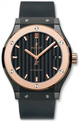 Hublot Classic Fusion Automatic Black Magic Ceramic 42mm 542.co.1781.rx