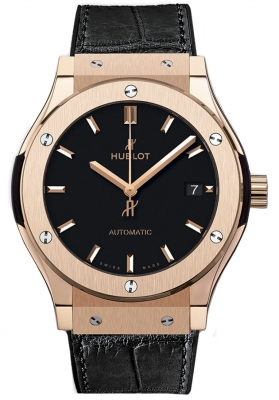 Hublot Classic Fusion Automatic Gold 42mm 542.ox.1181.lr