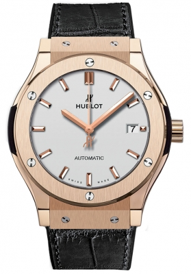 Hublot Classic Fusion Automatic Gold 42mm 542.ox.2611.lr