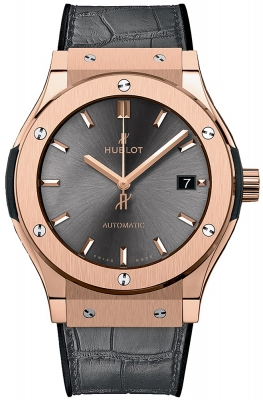 Hublot Classic Fusion Automatic Gold 42mm 542.ox.7081.lr