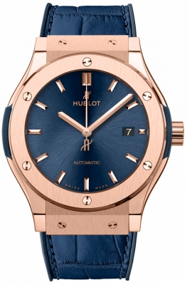 Hublot Classic Fusion Automatic Gold 42mm 542.ox.7180.lr