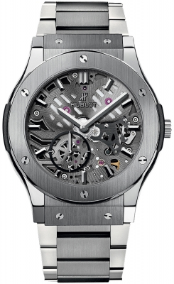 Hublot Classic Fusion Classico Ultra Thin Skeleton 42mm 545.nx.0170.nx