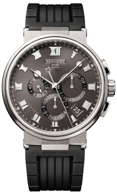 Breguet Marine Chronograph 42.3mm 5527ti/g2/5wv